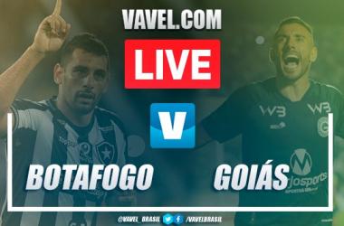Gols e melhores momentos Botafogo 3x1 Goiás pelo Campeonato Brasileiro