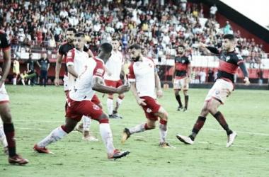 Vila Nova e Atlético-GO empatam e seguem em situações opostas na Série B