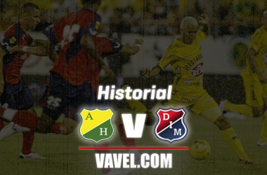 Historial Atlético Huila vs Independiente Medellín: paternidad del 'poderoso'