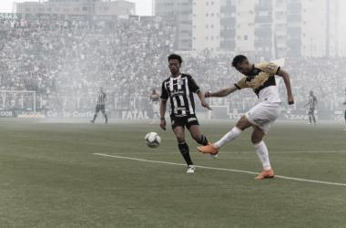 Criciúma arranca empate fora de casa contra o Figueirense pela Série B