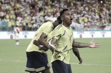 Los números que dejó la victoria de la 'tricolor' ante Perú