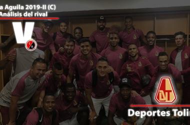 Cúcuta Deportivo, análisis del rival: Deportes Tolima