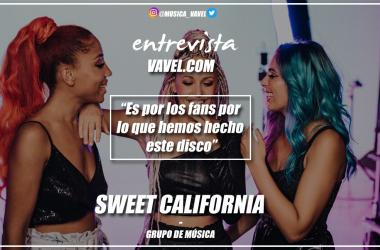 """Entrevista. Sweet California:""""Es por los fans por lo que hemos hecho este disco"""""""