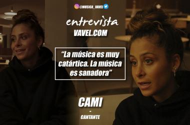 """Entrevista. Cami Gallardo: """"Las artes son de las pocas cosas que quedan en este mundo que nos ayuda a volver a compenetrarnos como seres humanos."""""""