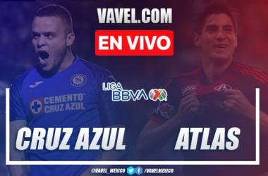 Resumen y Goles Cruz Azul 1-2 Atlas en Clausura 2020 Liga MX