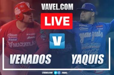 Runs and Highlights: Yaquis Obregón 6 vs 0 Venados Mazatlán, 2020 LMP Semifinal