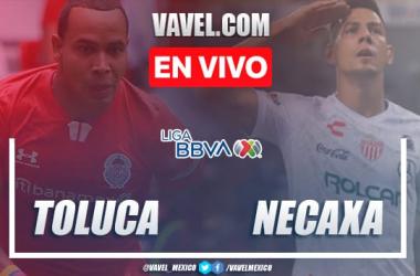 Resumen y goles Toluca 2-3 Necaxa en Clausura 2020 Liga MX