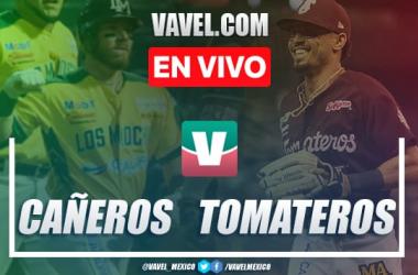 Resumen carreras Cañeros 2 - 3 Tomateros en Juego 7 Semifinal LMP 2020