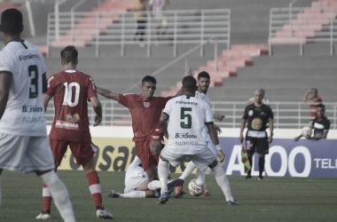 Murici surpreende e vence CRB na estreia do Campeonato Alagoano