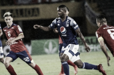 Puntuaciones de Millonarios frente a su debut con Pasto