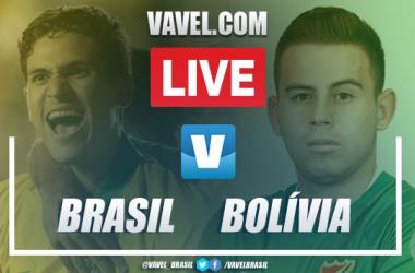 Gols e melhores momentos de Brasil 5 x 3 Bolívia pelo Torneio Pré-Olímpico