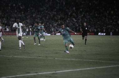 Pablo Sabbag, jugador destacado de Equidad vs. Nacional