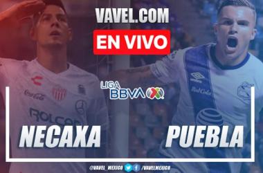 Resumen y Goles Necaxa 2-0 Puebla en Clausura 2020 Liga MX
