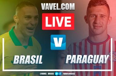 Gols e melhores momentos de Brasil x Paraguai pelo Torneio Pré-Olímpico (2-1)