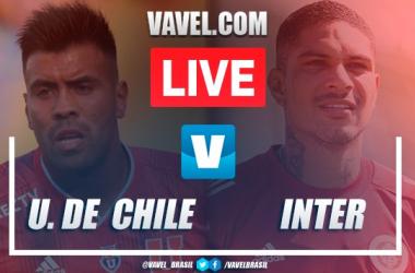 Melhores momentos de Universidad de Chile 0 x 0 Internacional pela Libertadores