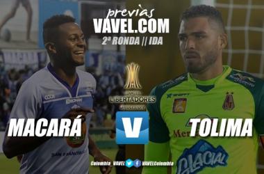 Previa Macará vs. Deportes Tolima: inicia el sueño internacional