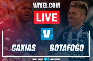 Gols e melhores momentos Caxias 1x1 Botafogo pela Copa do Brasil