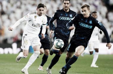 Resumen Real Madrid vs Real Sociedad en Copa del Rey 2020 (3-4)