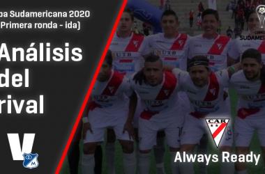 Millonarios F.C., análisis del rival: Always Ready