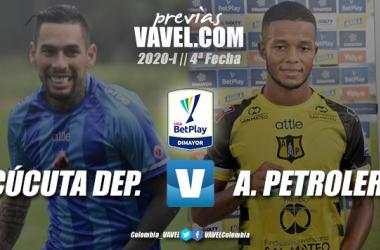 Previa Cúcuta Deportivo vs. Alianza Petrolera: buscando la mejoría