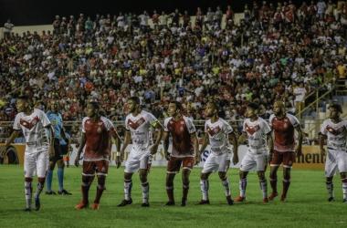 Vitória empata com Imperatriz no Maranhão e se classifica na Copa do Brasil