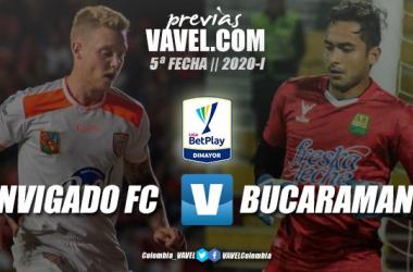 Previa Envigado F.C vs Atlético Bucaramanga: dos equipo necesitados de la victoria se enfrentan