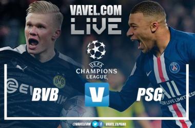 Resumen Borussia Dortmund 2-1 PSG