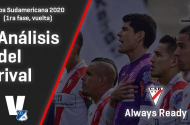 Millonarios, análisis del rival: Always Ready