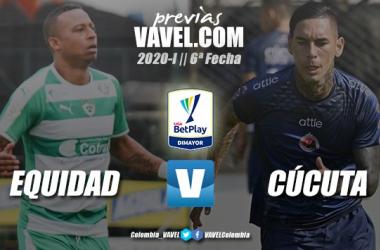 Previa Equidad Seguros vs. Cúcuta Deportivo: por recuperar el buen camino