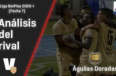 Envigado FC, análisis del rival: Águilas Doradas