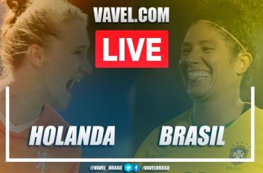 Melhores momentos de Países Baixos x Brasil pelo Torneio das Nações de Futebol Feminino (0-0)
