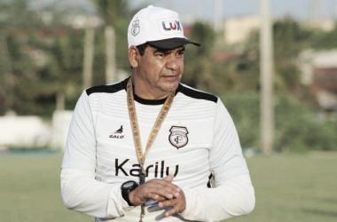 Regularizado, Moacir Júnior pode comandar Treze contra São Paulo Crystal