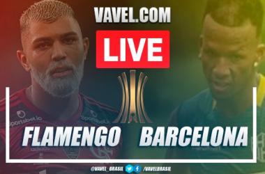 Gols e melhores momentos de Barcelona SC 1 x 2 Flamengo pela Libertadores 2020