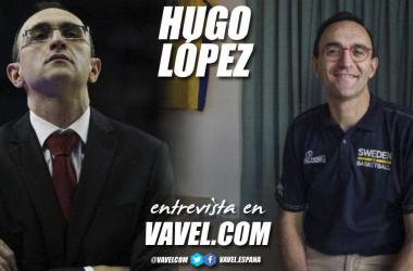 """Entrevista. Hugo López: """"Tengo que devolver a Valladolid lo que siempre me ha dado"""""""