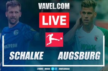 Schalke 04 vs FC Augsburg en vivo y en directo online por Bundesliga 2019/20