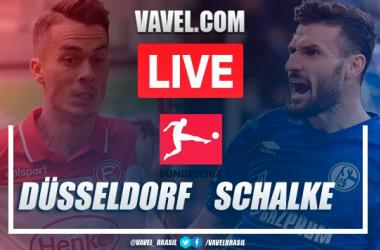 Gols e melhores momentos de Fortuna Düsseldorf x Schalke 04 pela Bundesliga (2-1)