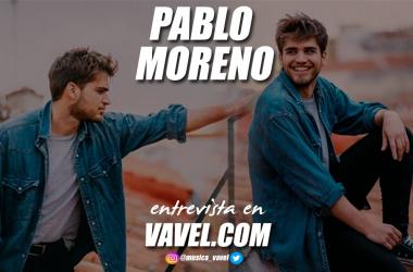 """Entrevista. Pablo Moreno: """"El niño que se sentaba con doce años a hacer canciones sigue más vivo que nunca"""""""