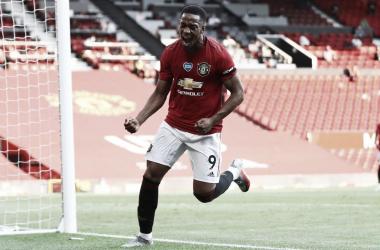 Martial celebra primeiro hat-trick da carreira e comemora atuação do Man United contra Sheffield
