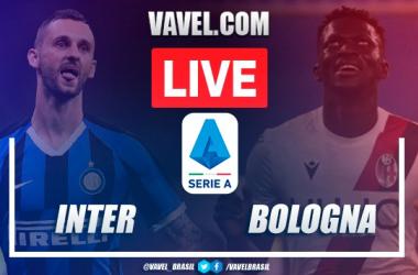 Gols e melhores momentos de Internazionale x Bologna na Serie A (1-2)