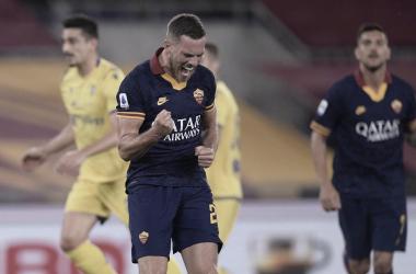 Roma vence Hellas Verona e alcança terceira vitória seguida na Serie A