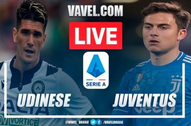 Gols e melhores momentos de Udinese x Juventus na Serie A (2-1)
