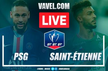 Gols e melhores momentos de Paris Saint-Germain x Saint-Étienne na Coupe de France (1-0)