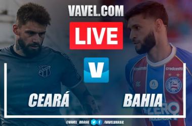 Gols e melhores momentos de Ceará x Bahia na Copa do Nordeste (3-1)