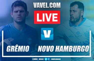 Gols e melhores momentos Grêmio x Novo Hamburgo pelo Campeonato Gaúcho 2020 (4-3)