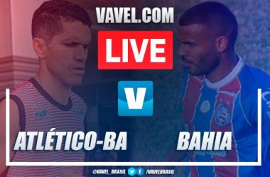 Melhores momentos de Atlético de Alagoinhas 0 x 0 Bahia pelo primeiro jogo da final do Campeonato Baiano