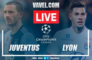 Gols e melhores momentos de Juventus x Olympique Lyonnais na Uefa Champions League (2-1)