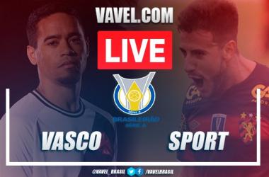 Gols e melhores momentos de Vasco x Sport no Brasileirão (2-0)