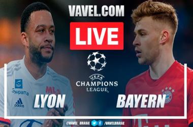 Gols e melhores momentos de Olympique Lyonnais x Bayern na Uefa Champions League (0-3)