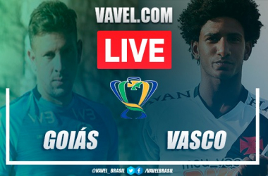 Gols e melhores momentos Goiás (2) 1 x 2 (3) Vasco pela Copa do Brasil 2020