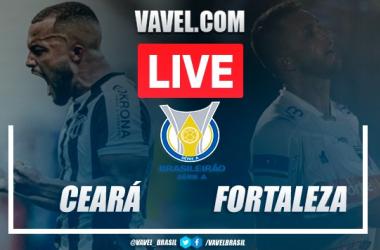 Gols e melhores momentos de Ceará x Fortaleza no Brasileirão (1-0)